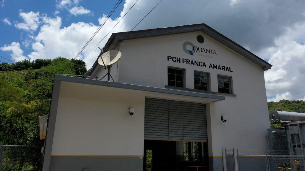 Usina_PCH_Franca_Amaral_Quanta_Geração