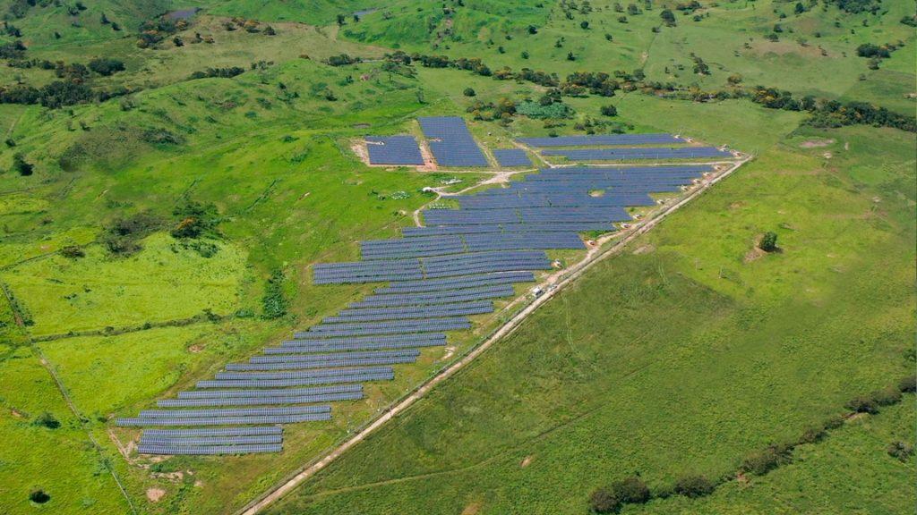 Usina Solar de Itaperuna - CERTIFICAÇÃO I-REC