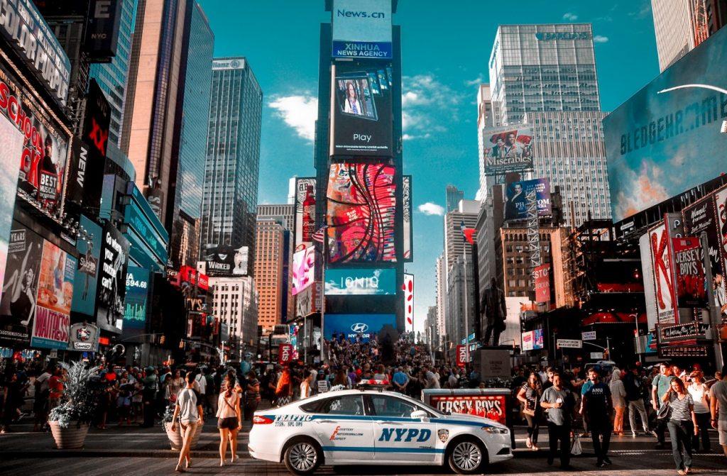 Imagem Nova York: Cidades Inteligentes