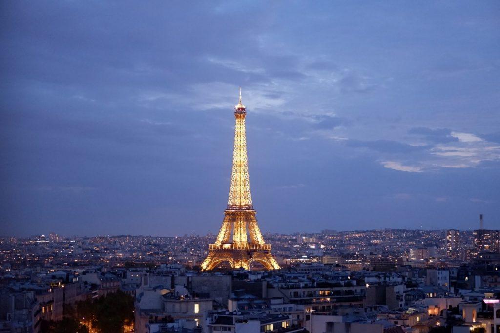 Imagem Paris: Cidades Inteligentes
