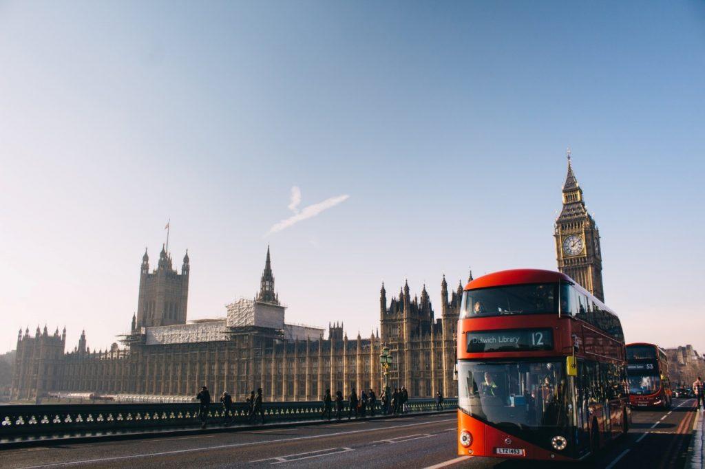 Imagem Londres: Cidades Inteligentes